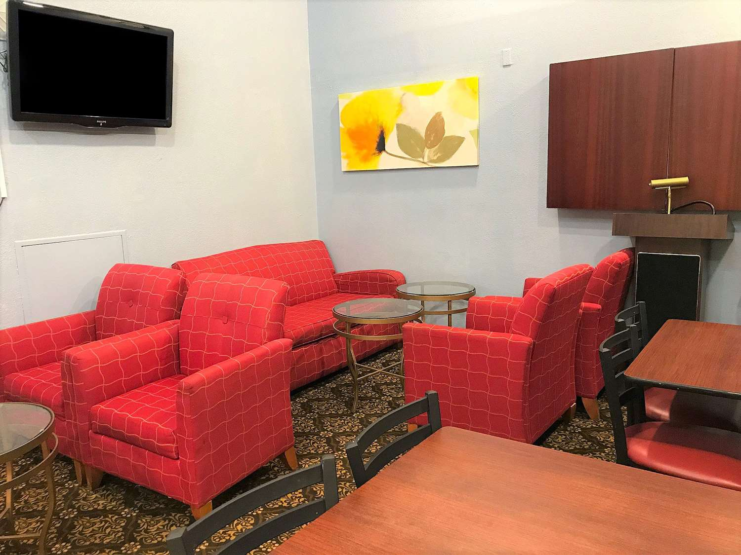 Lobby - Americas Best Value Inn Lynnwood