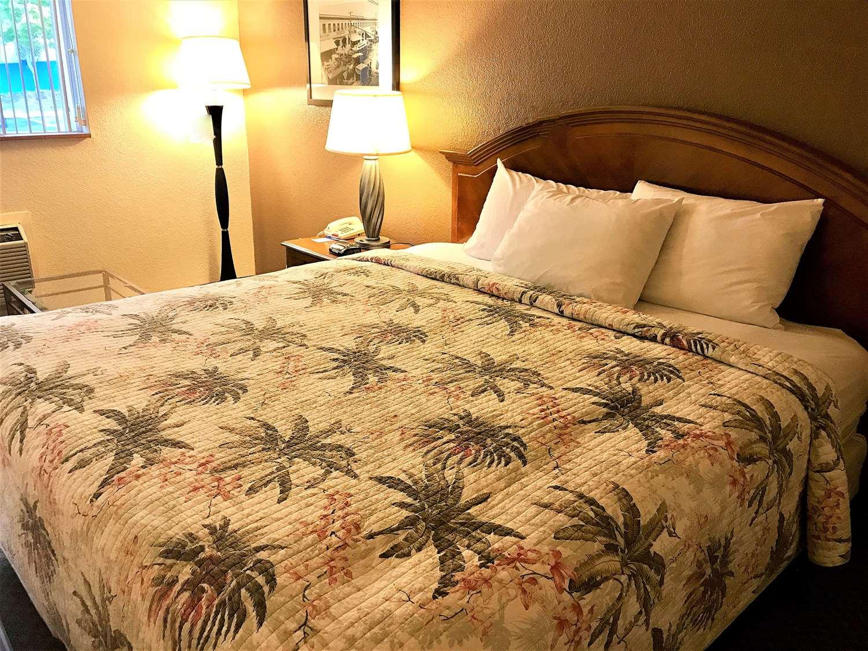 Room - Americas Best Value Inn Lynnwood