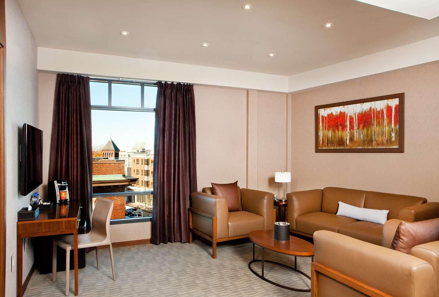 Suite - Porter Square Hotel Cambridge