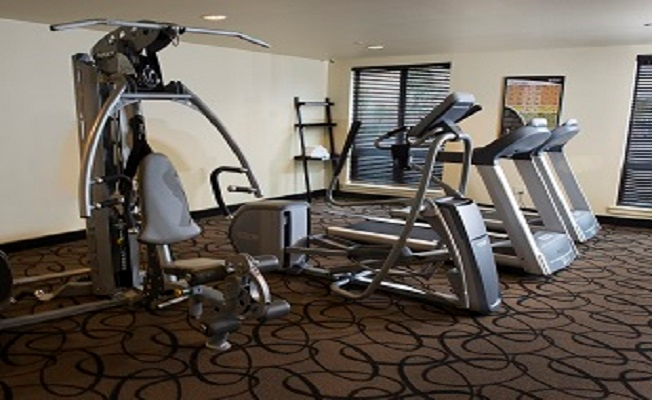 Fitness/ Exercise Room - Ledgestone Hotel Elko