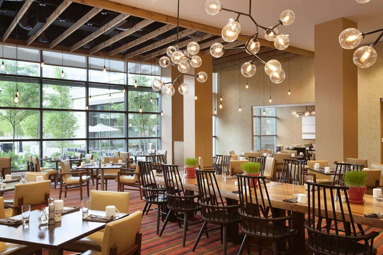 Restaurant - Alexander Hotel Indianapolis