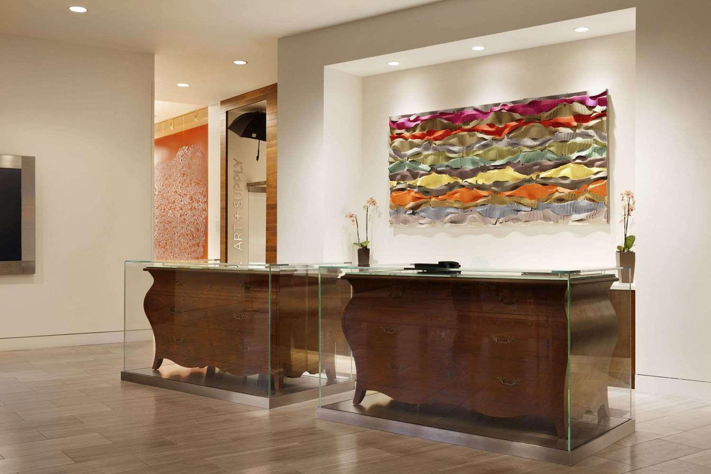 Lobby - Alexander Hotel Indianapolis