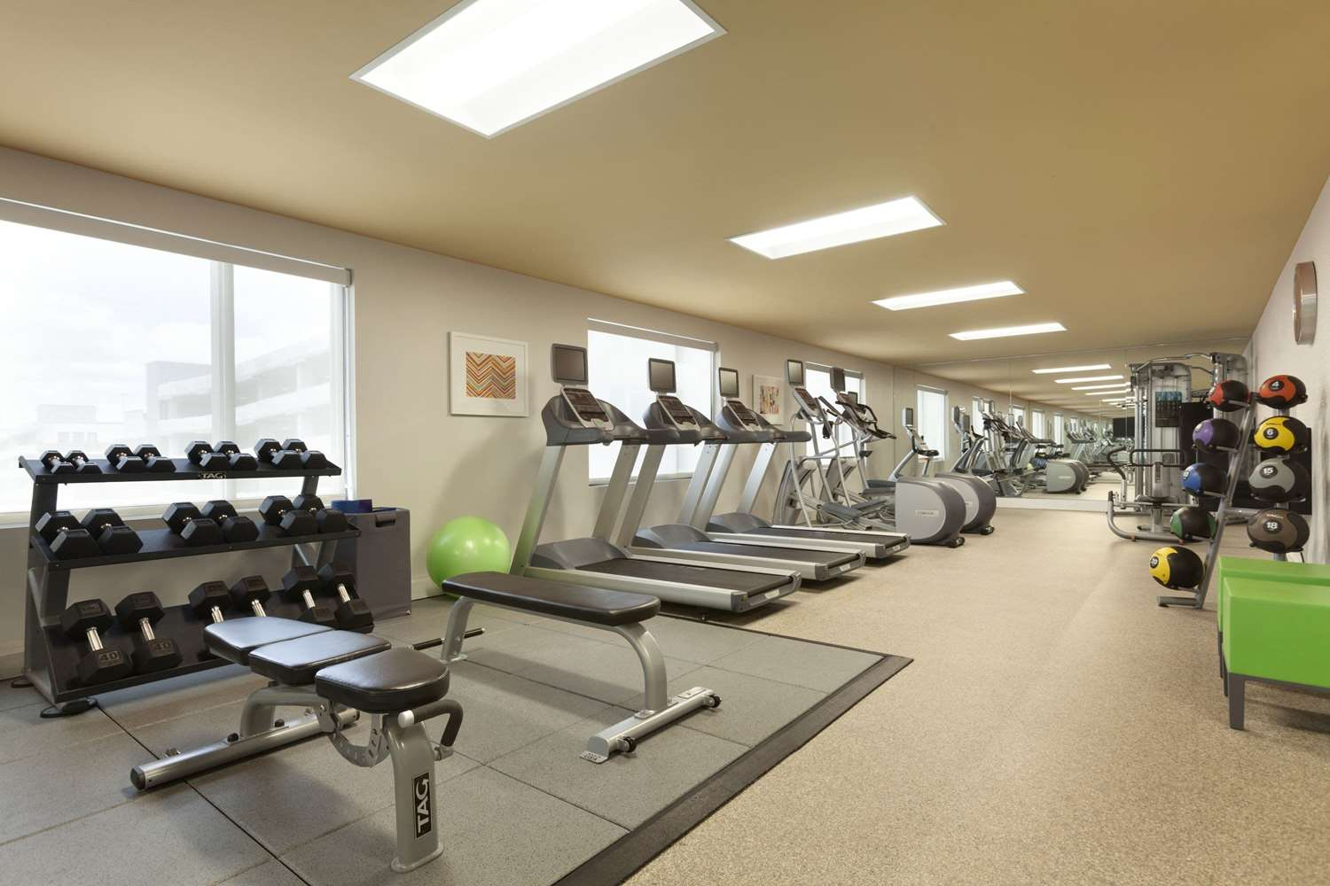 Fitness/ Exercise Room - Alexander Hotel Indianapolis