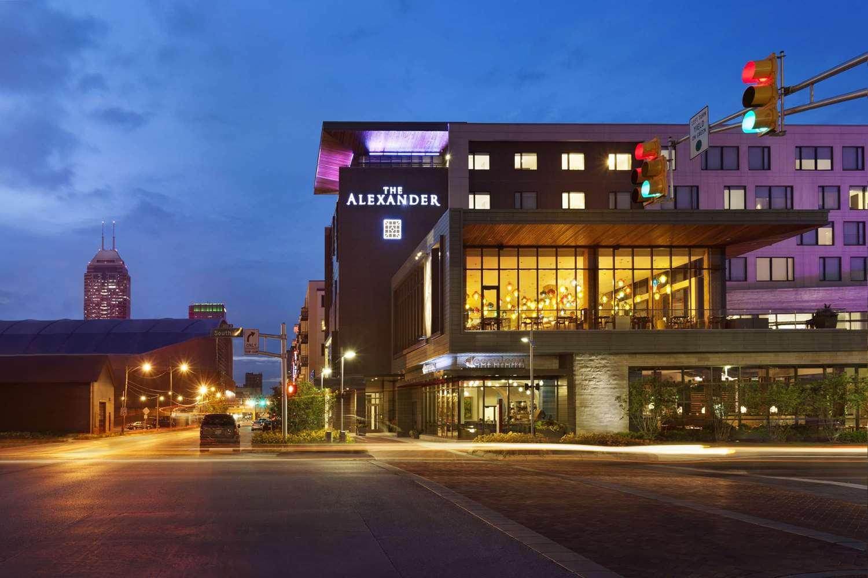 Exterior view - Alexander Hotel Indianapolis