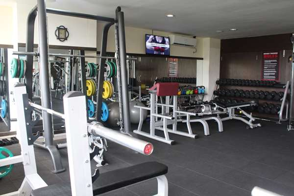 Level 3 Fitness Center