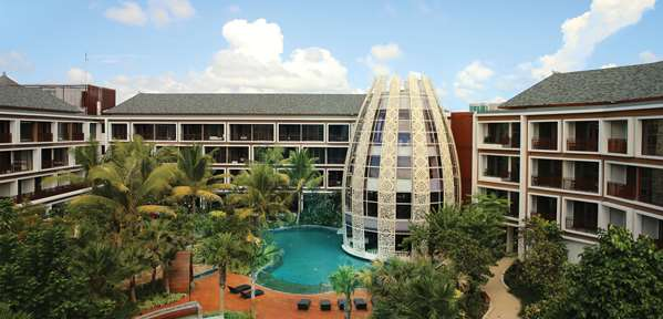 Resort Golden Tulip Jineng Resort Bali 4 Stars