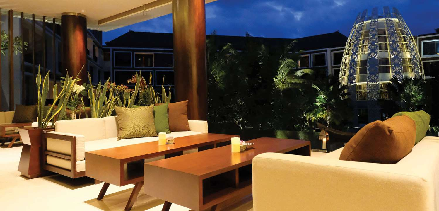 Restaurant - Resort Golden Tulip Jineng Resort Bali