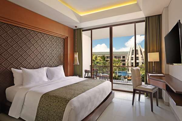 Hotel GOLDEN TULIP JINENG RESORT BALI - Deluxe Room - Pool View