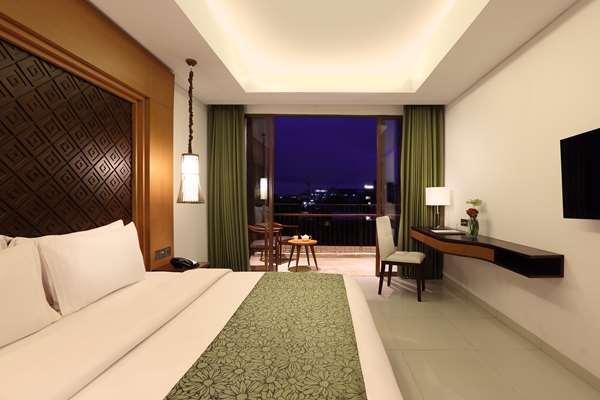 Hotel GOLDEN TULIP JINENG RESORT BALI - Deluxe Room - City View