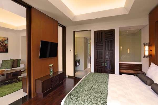 Hotel GOLDEN TULIP JINENG RESORT BALI - Suite - City View