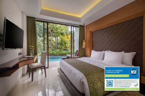 فندق GOLDEN TULIP JINENG RESORT BALI