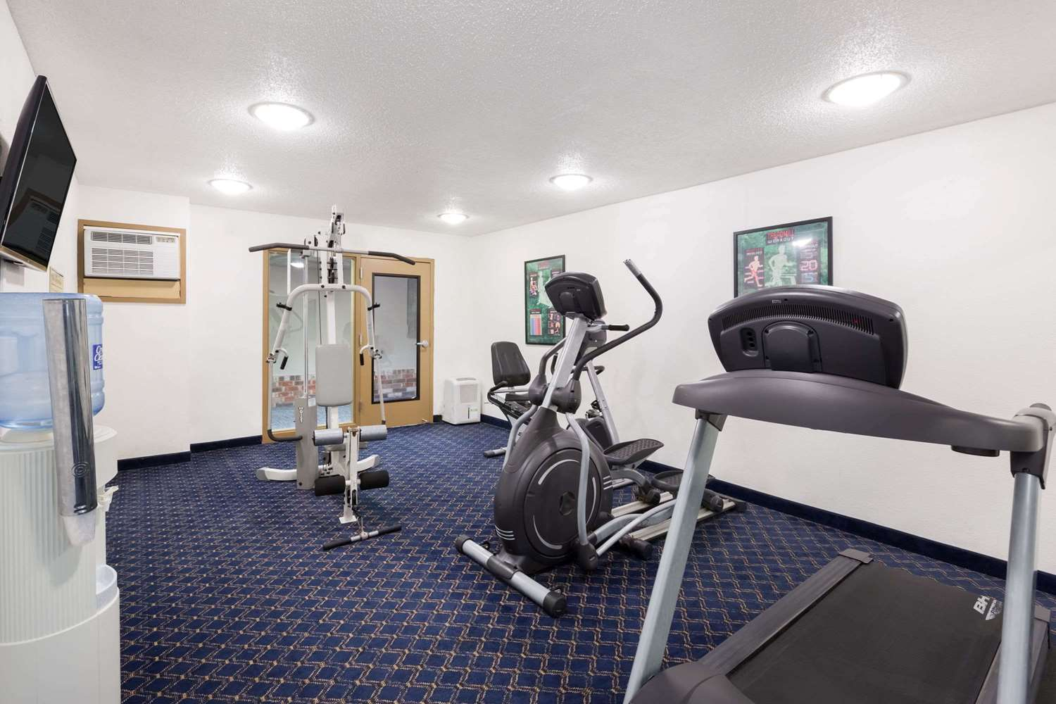 Fitness/ Exercise Room - Ramada Hotel Ankeny