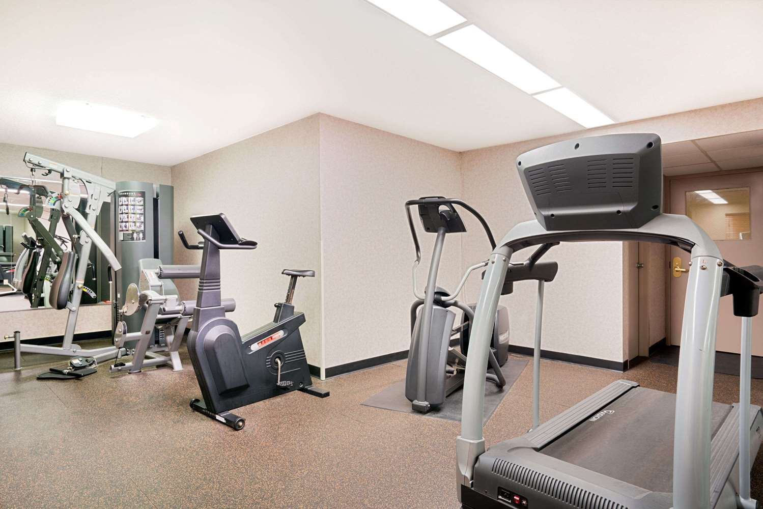 Fitness/ Exercise Room - Ramada Hotel Plymouth