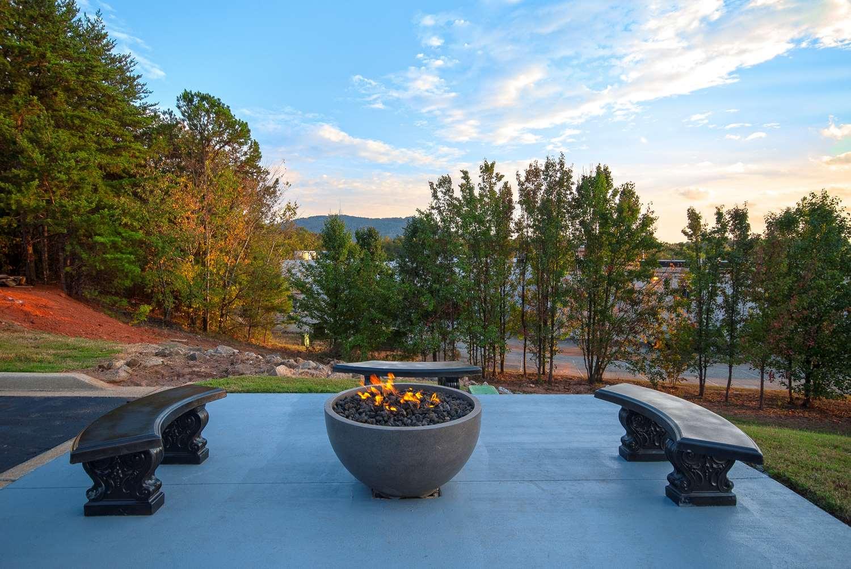 Exterior view - Best Western Travelers Rest Motor Inn