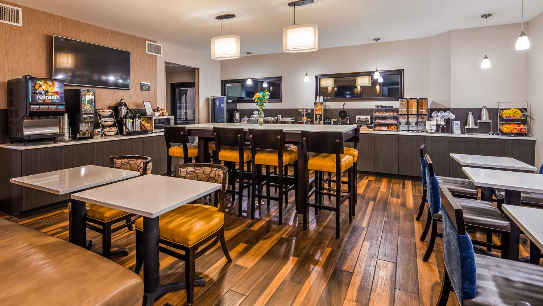 Restaurant - Best Western Travelers Rest Motor Inn