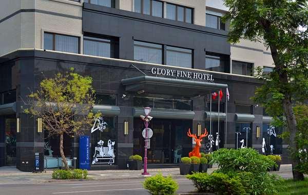 Hotel GOLDEN TULIP GLORY FINE HOTEL - TAINAN