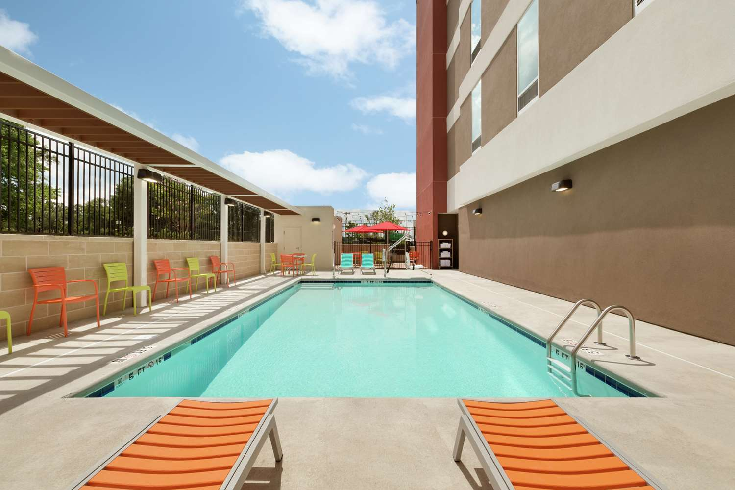 Pool - Home2 Suites by Hilton near Chapel Hill Durham