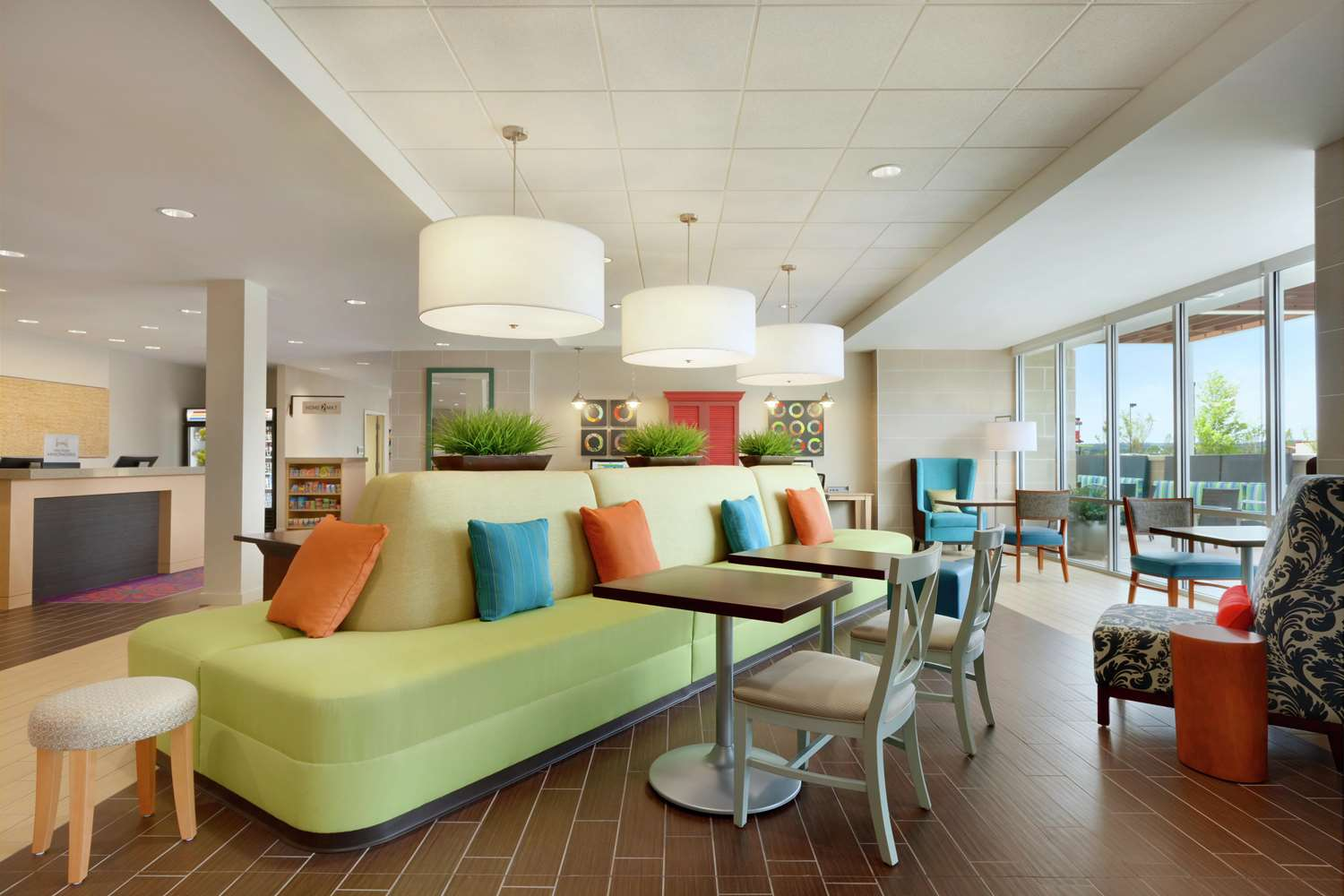 Lobby - Home2 Suites by Hilton near Chapel Hill Durham
