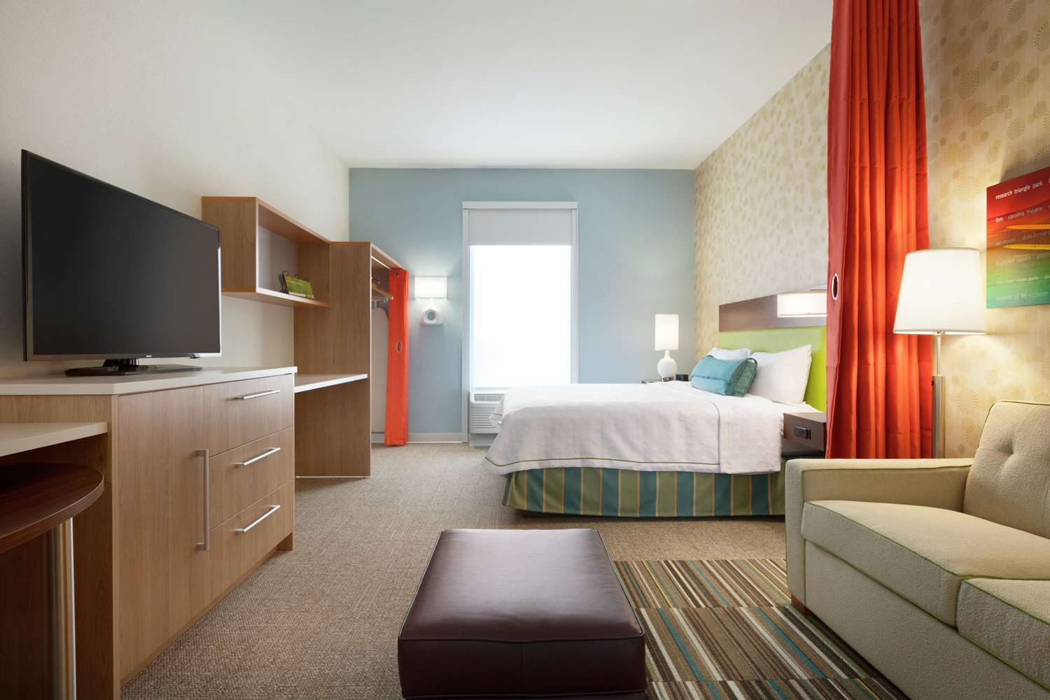 Room - Home2 Suites by Hilton near Chapel Hill Durham