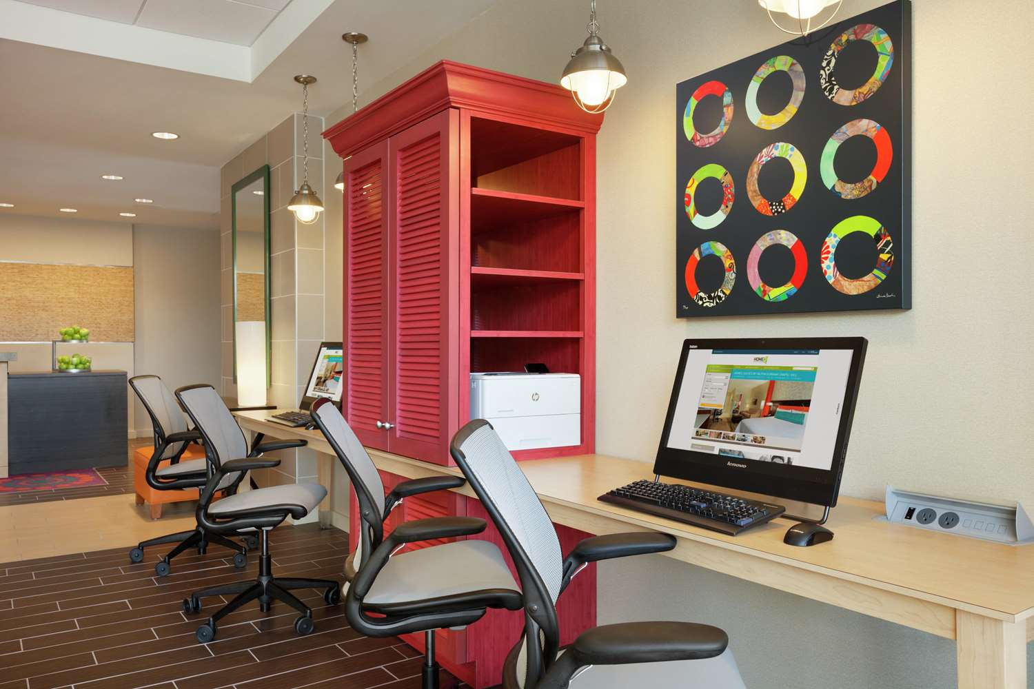 Conference Area - Home2 Suites by Hilton near Chapel Hill Durham