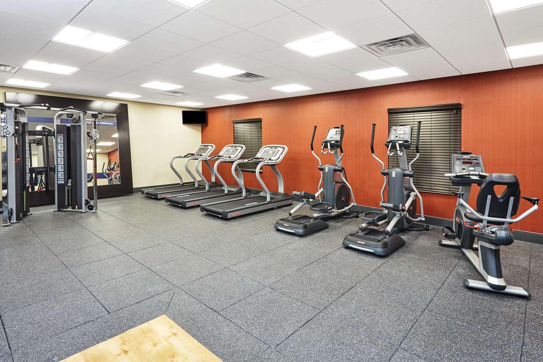 Fitness/ Exercise Room - Hampton Inn Fond du Lac