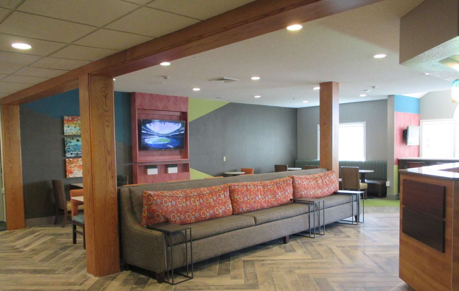 Lobby - Best Western Plus Harrisburg Mechanicsburg Hotel Enola
