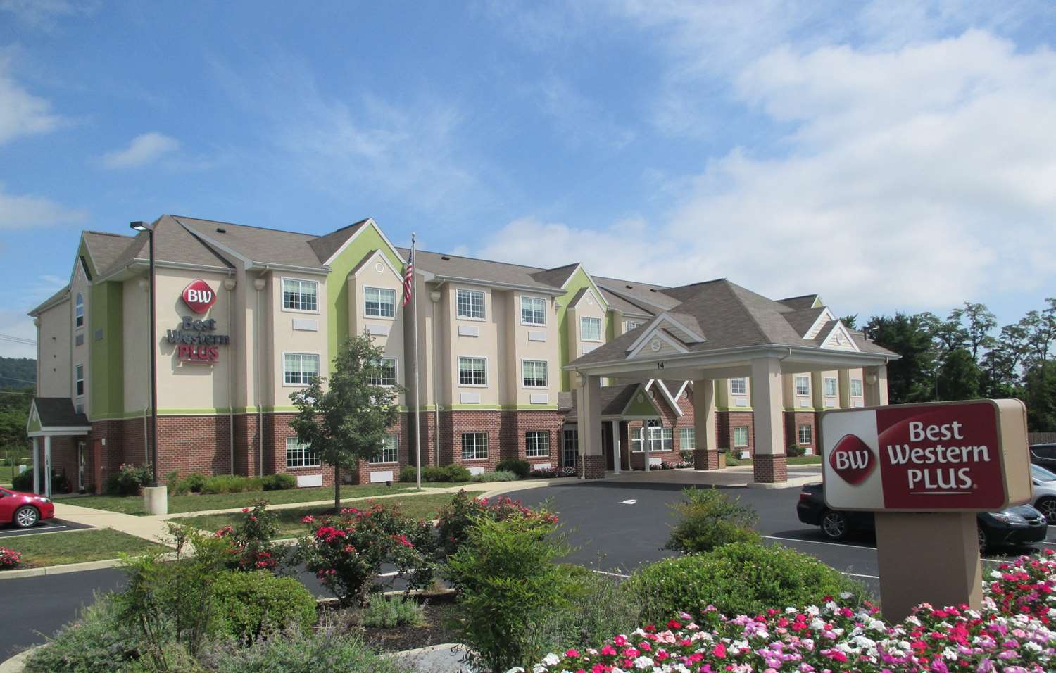 Exterior view - Best Western Plus Harrisburg Mechanicsburg Hotel Enola