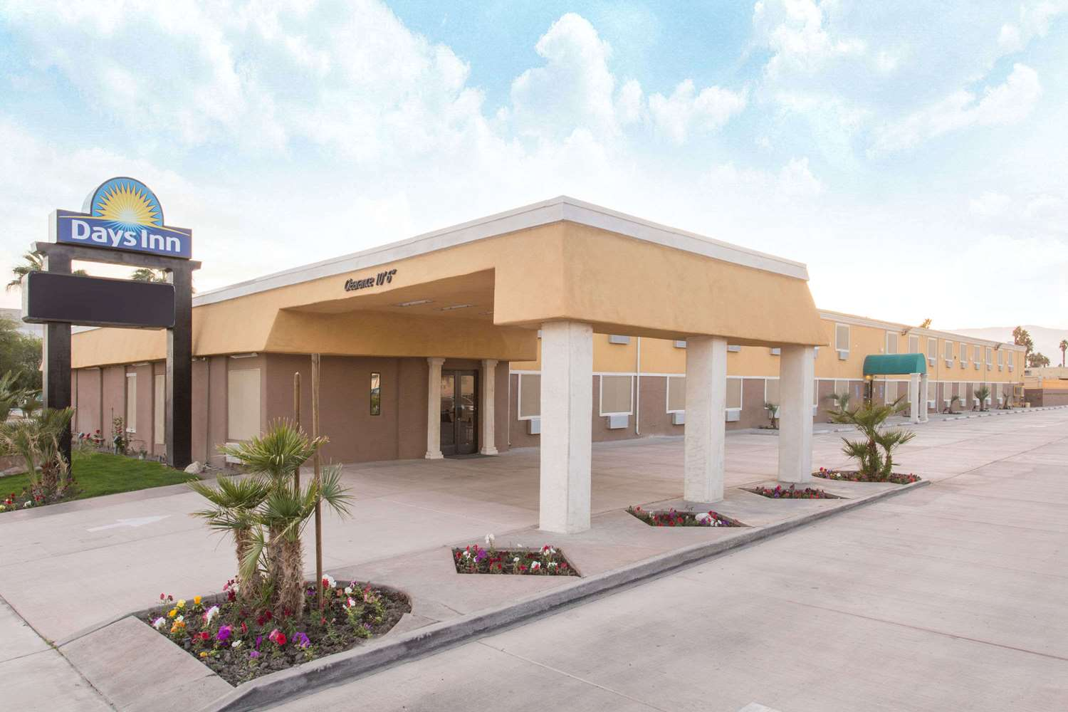 Exterior view - Days Inn Indio