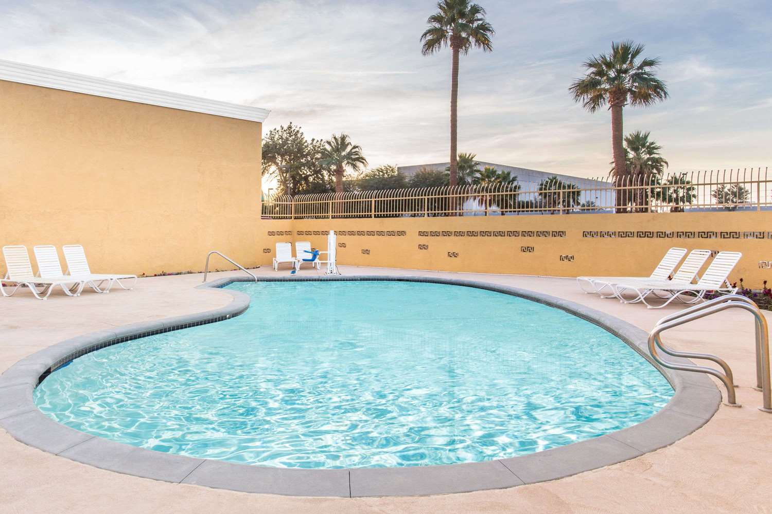 Pool - Days Inn Indio