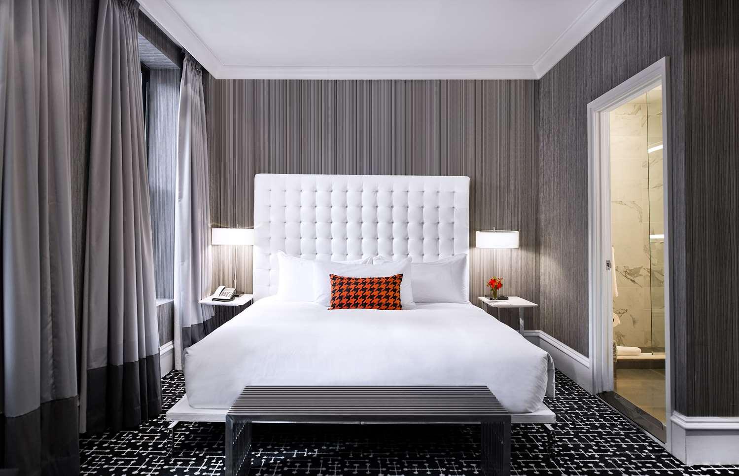 Suite - Moderne Hotel Carnegie Hall New York