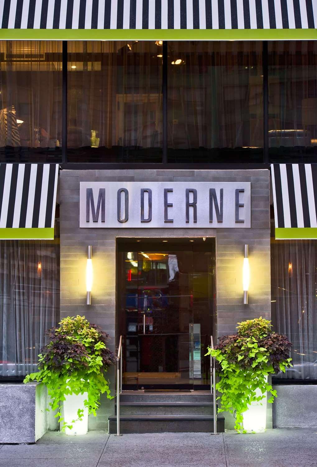 Exterior view - Moderne Hotel Carnegie Hall New York
