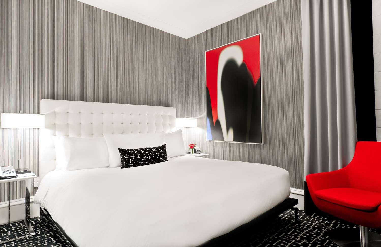 Room - Moderne Hotel Carnegie Hall New York