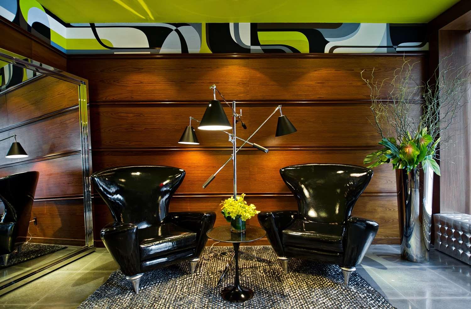 Lobby - Moderne Hotel Carnegie Hall New York