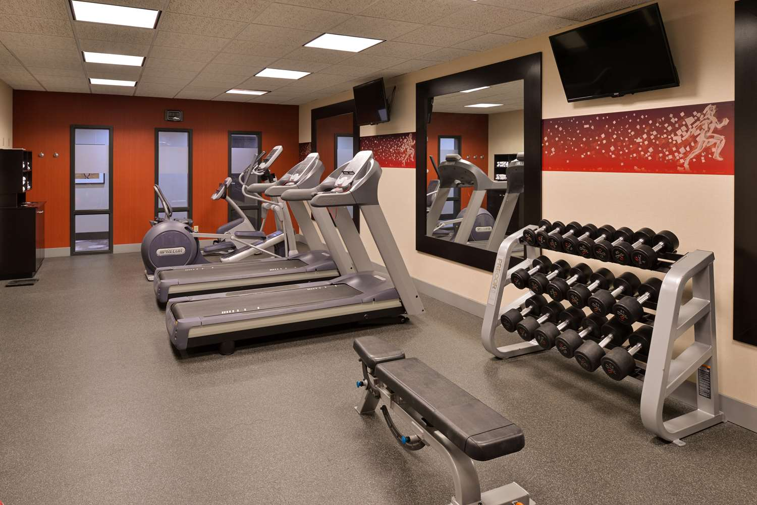 Fitness/ Exercise Room - Best Western Plus Wichita West Airport Inn