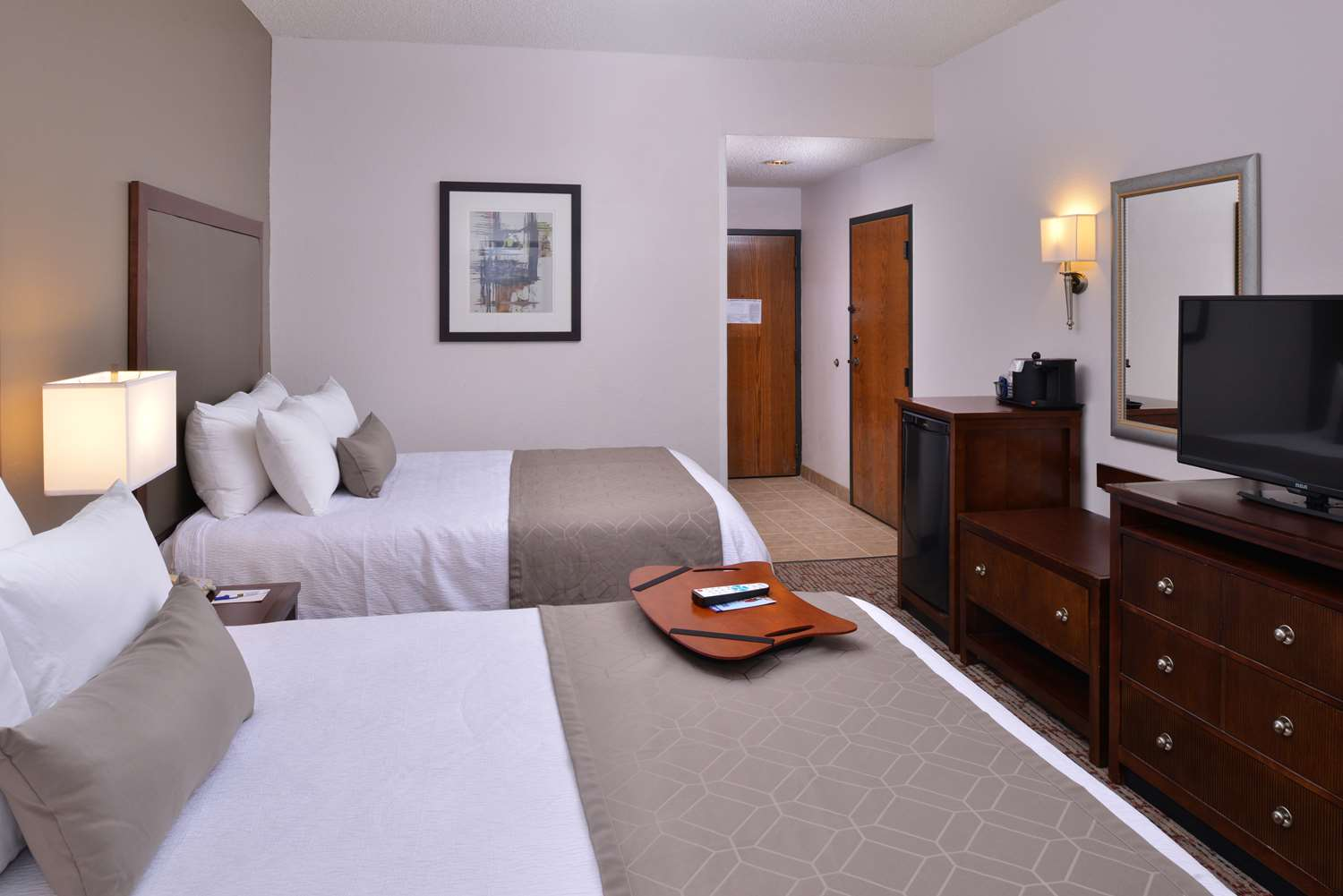 Room - Best Western Plus Wichita West Airport Inn