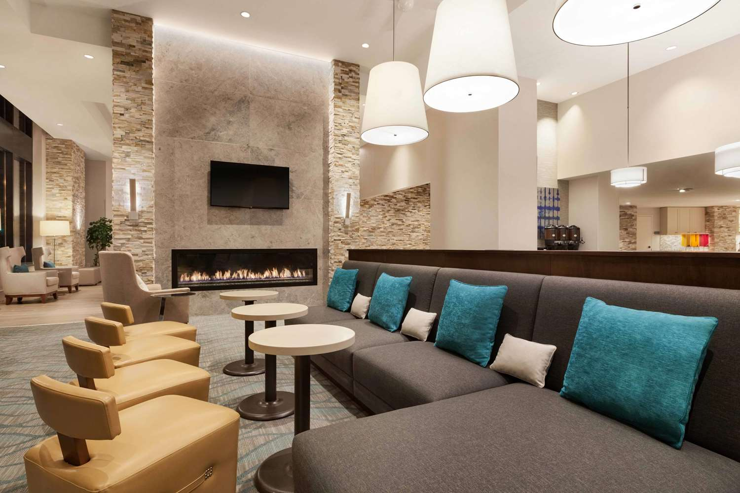 Lobby - Homewood Suites by Hilton Convention Center DC