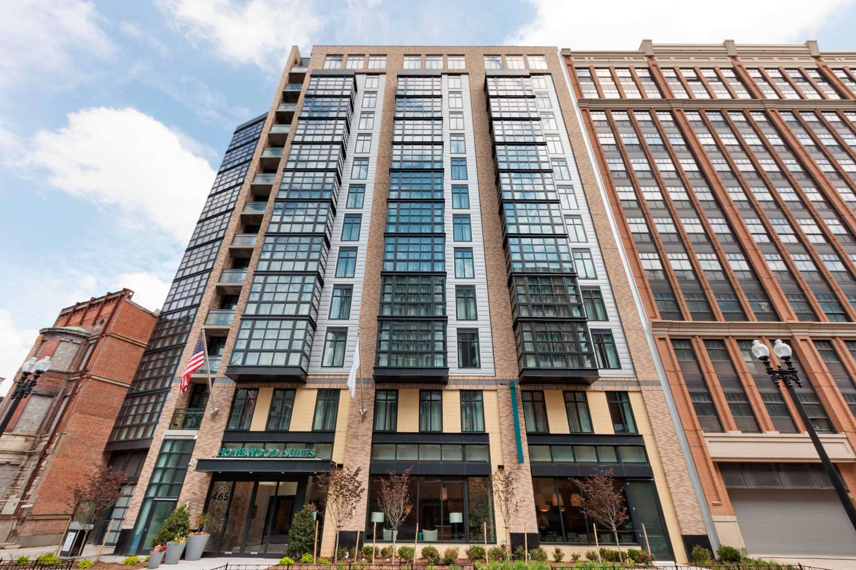 Exterior view - Homewood Suites by Hilton Convention Center DC