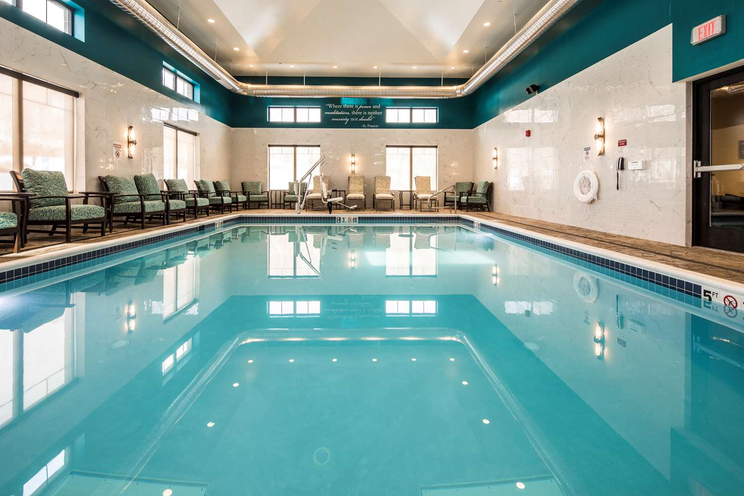 Pool - Best Western Plus Inn at Franciscan Square Steubenville