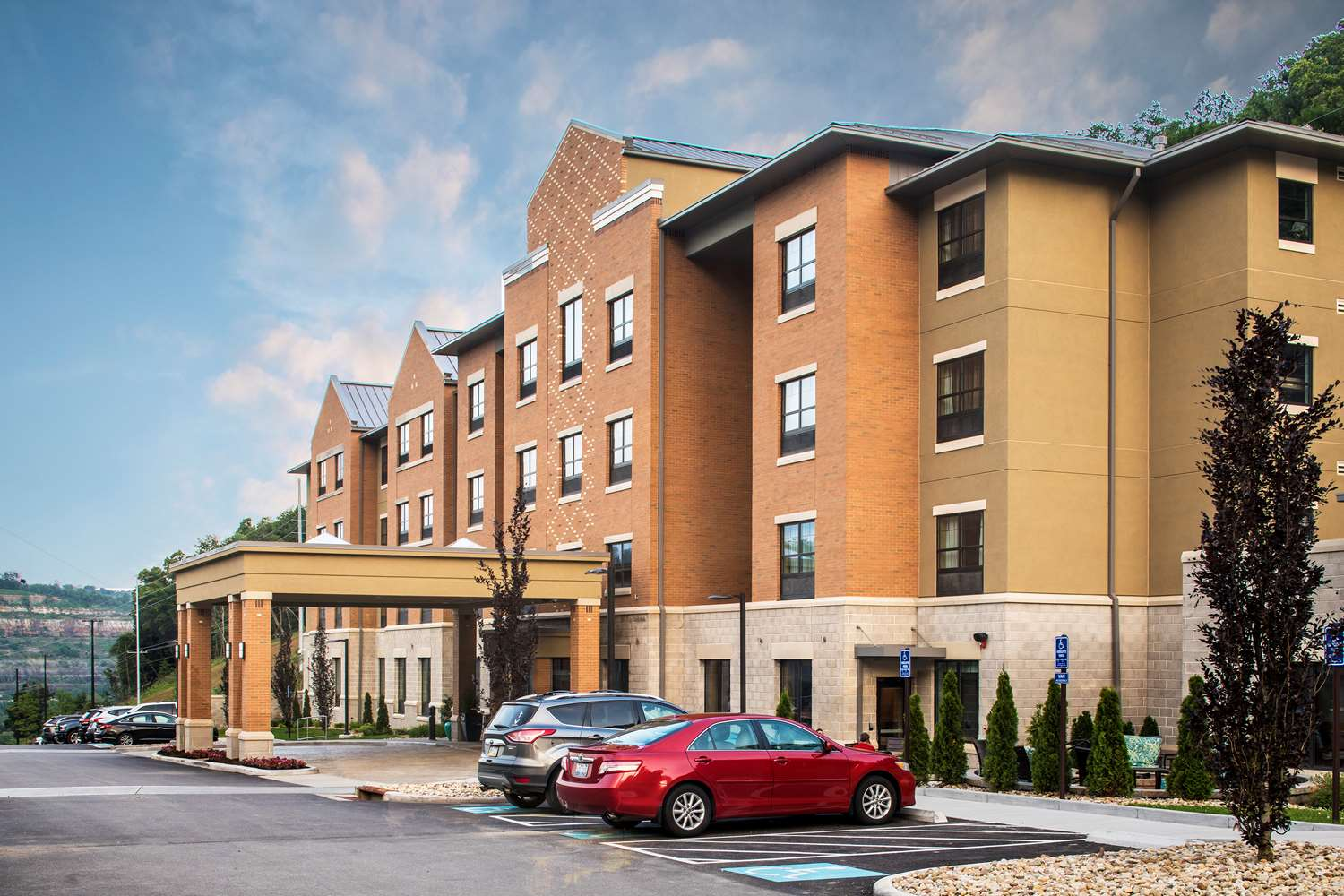 Exterior view - Best Western Plus Inn at Franciscan Square Steubenville