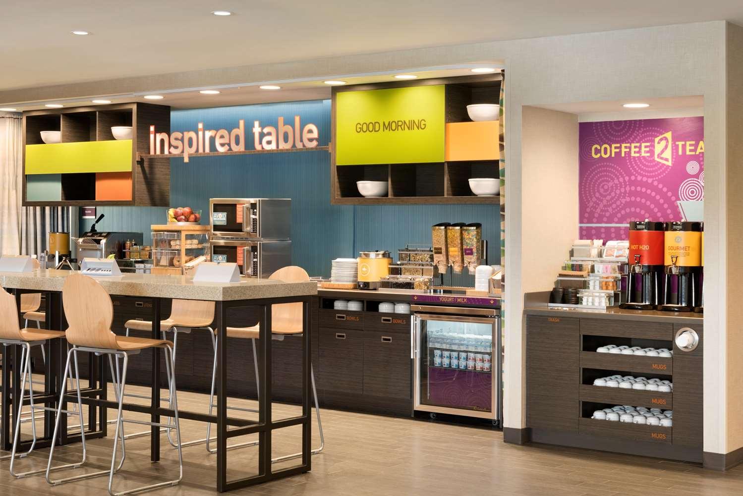 Restaurant - Home2 Suites by Hilton Waukesha