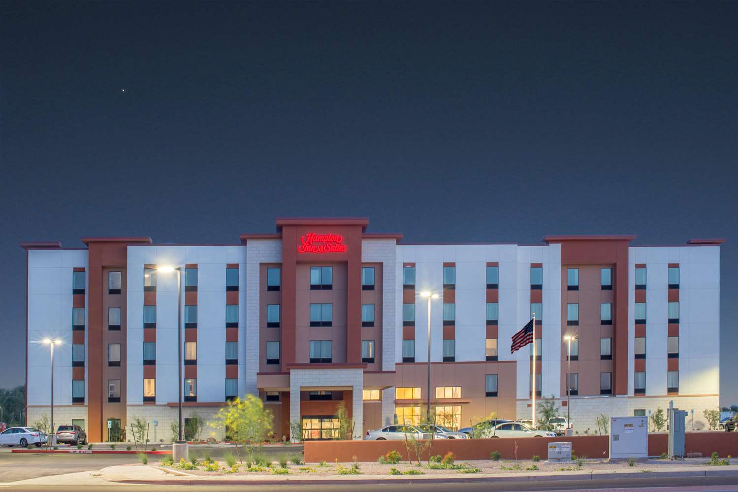 Exterior view - Hampton Inn & Suites East Gilbert