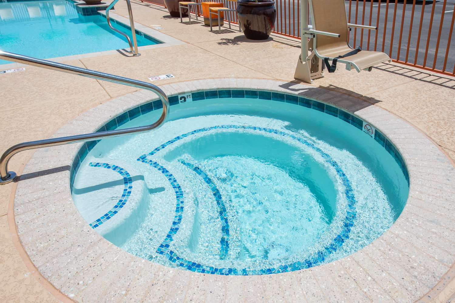 Pool - Hampton Inn & Suites East Gilbert