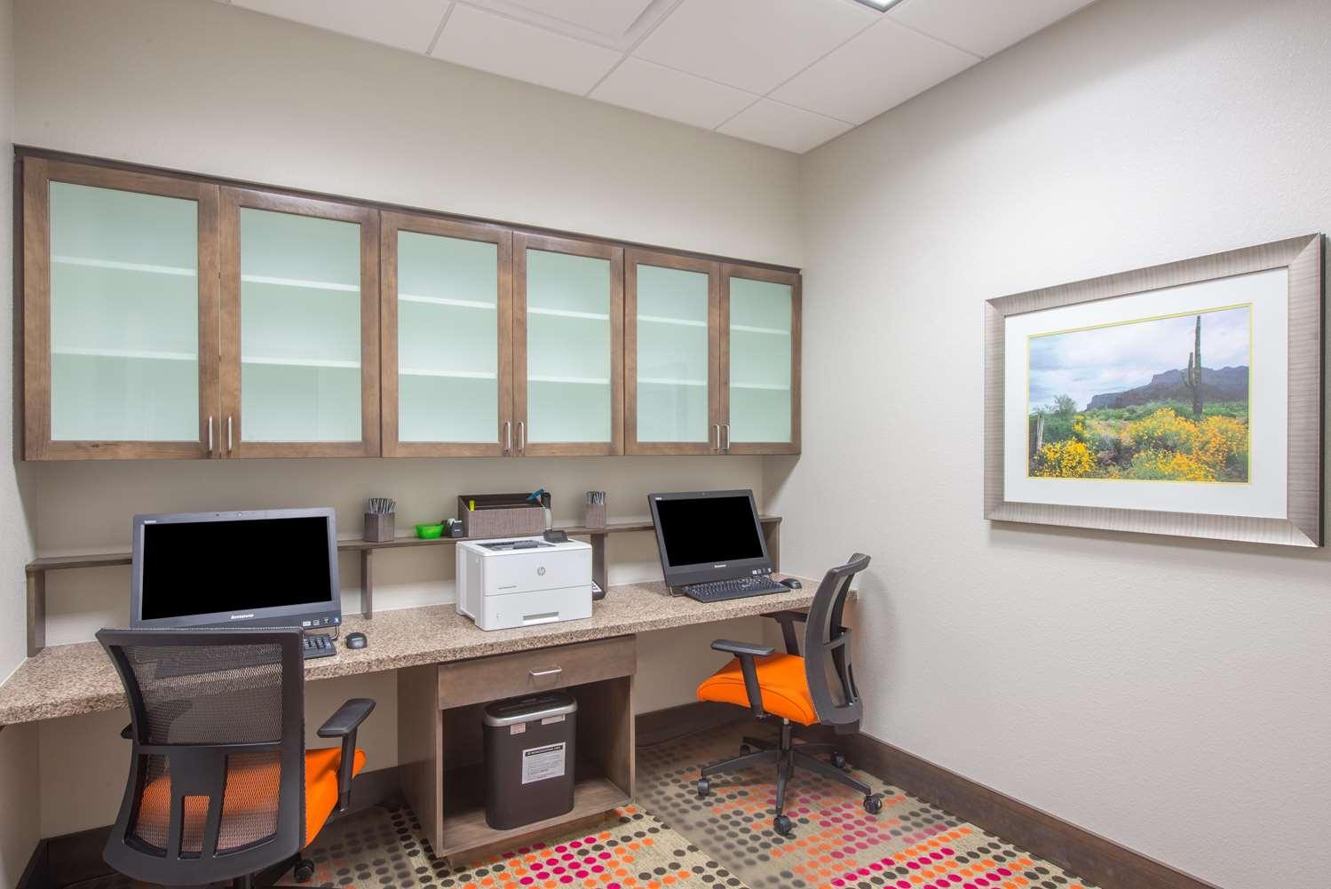 Conference Area - Hampton Inn & Suites East Gilbert