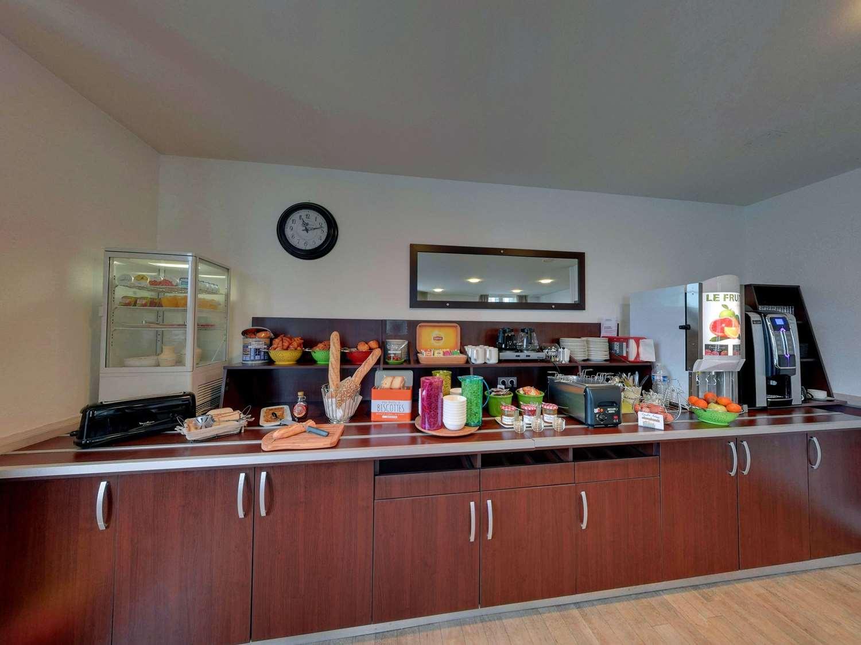 Restaurant - Hotel Campanile Orleans Centre - Gare