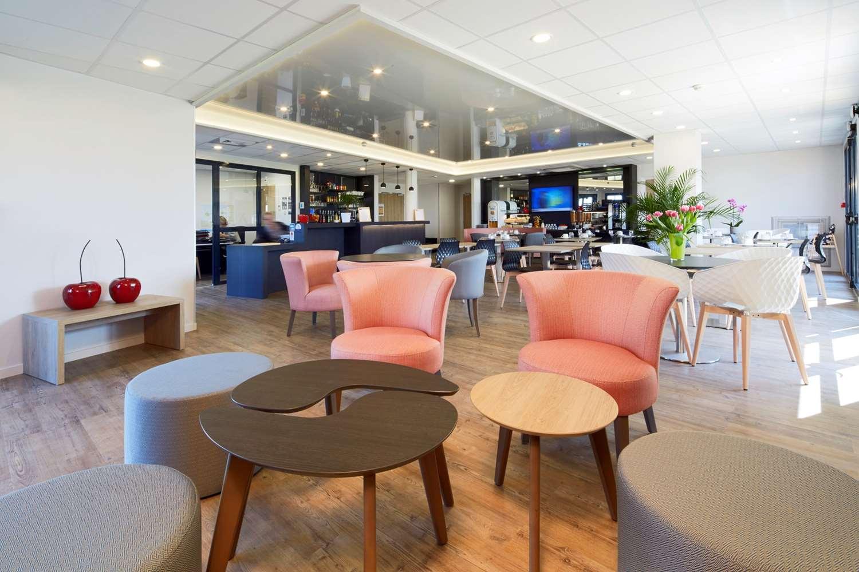 Restaurant - Residence Kyriad Prestige Residence Cabourg - Dives-Sur-Mer