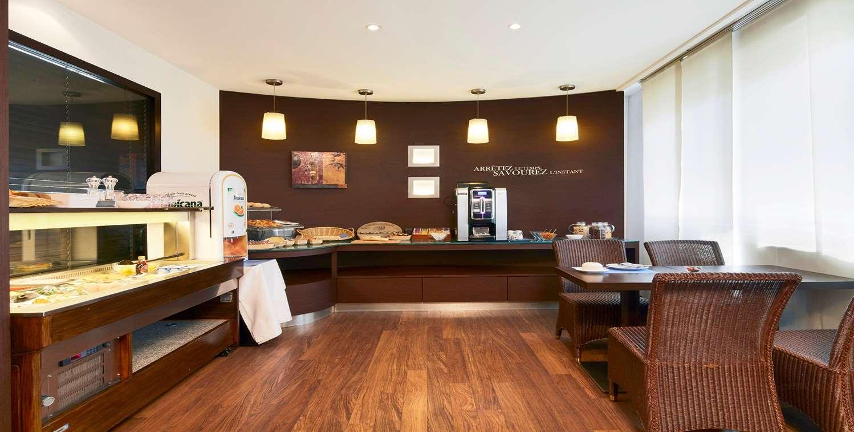 Restaurant - Hotel Kyriad Grenoble Centre