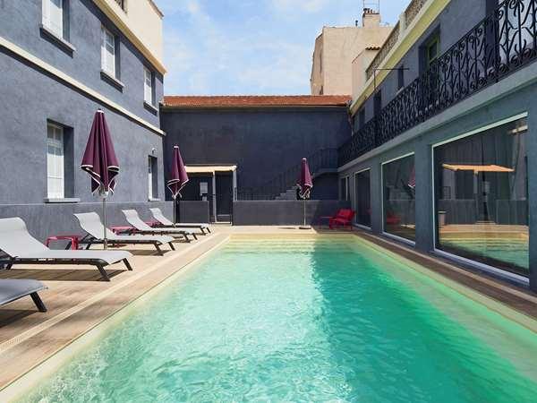 Hotel KYRIAD MARSEILLE BLANCARDE - Timone