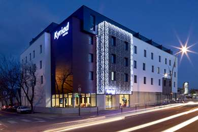 Hotel KYRIAD TROYES CENTRE