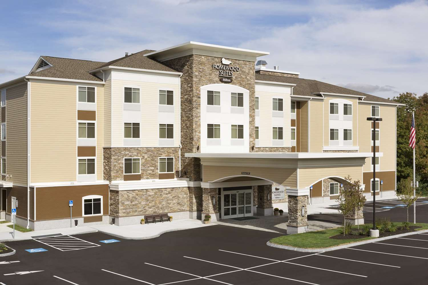 Exterior view - Homewood Suites by Hilton Augusta