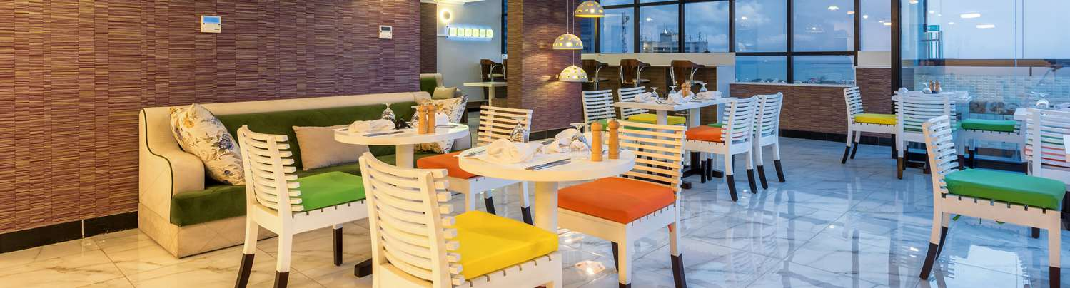 Restaurant - Hotel Golden Tulip Dar City Center